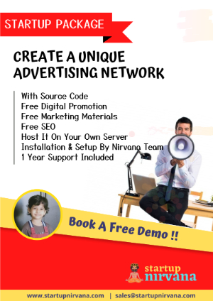 ad network startup