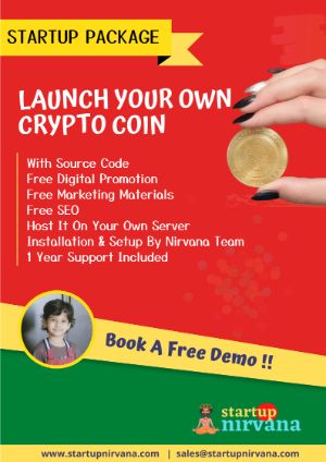launch your own crypto currency